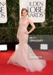 Amy Adams - Golden Globes 2013