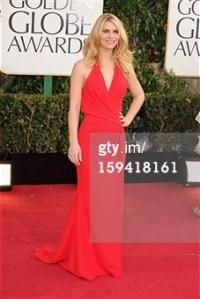 Claire Danes - Golden Globes 2013