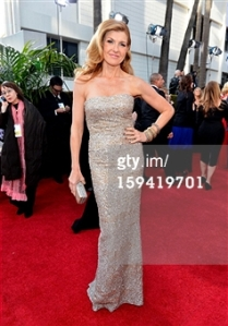 Connie Britton - Golden Globes 2013