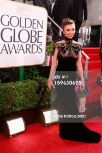 Giuliana Rancic - Golden Globes 2013