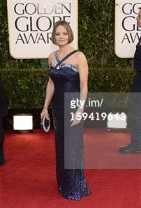 Jodie Foster - Golden Globes 2013
