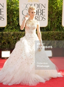 Julianne Hough - Golden Globes 2013 1