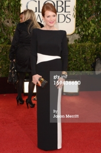 Julianne Moore - Golden Globes 2013