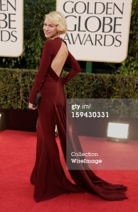 Naomi Watts - Golden Globes 2013