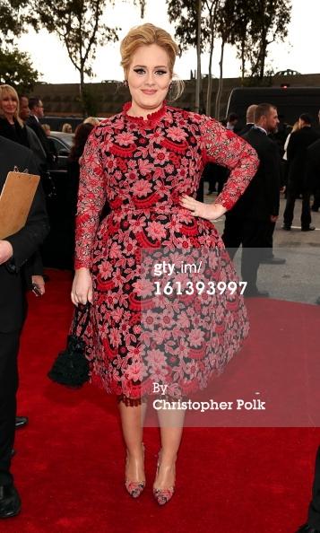 Adele - Grammys 2013