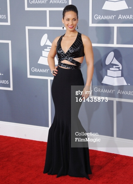 Alicia Keys - Grammys 2013