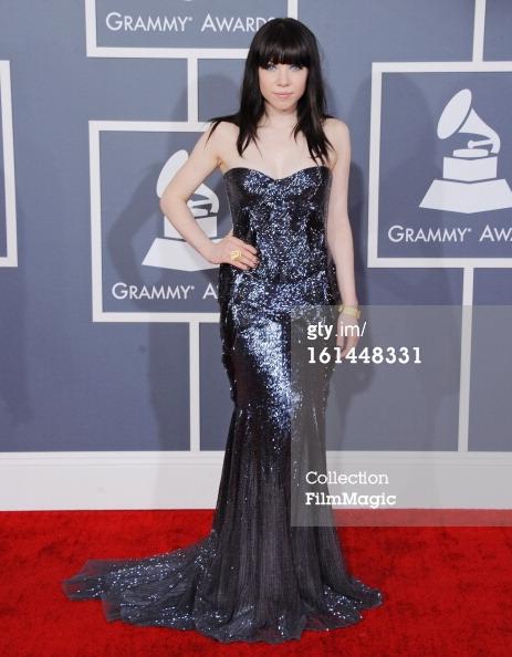 Carly Rae Jepsen - Grammys 2013