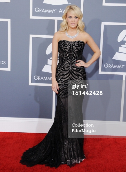 Carrie Underwood - Grammys 2013