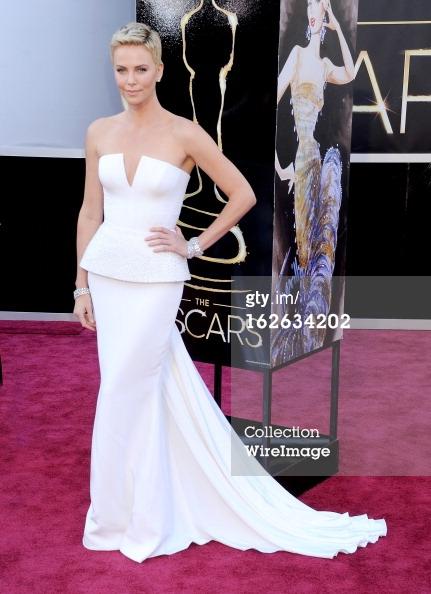 Charlize Theron - Oscars 2013
