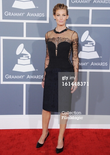 Faith Hill - Grammys 2013