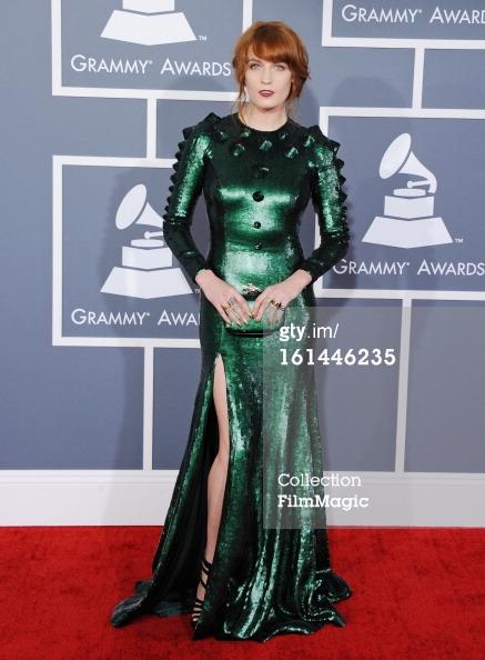 Florence Welch - Grammys 2013
