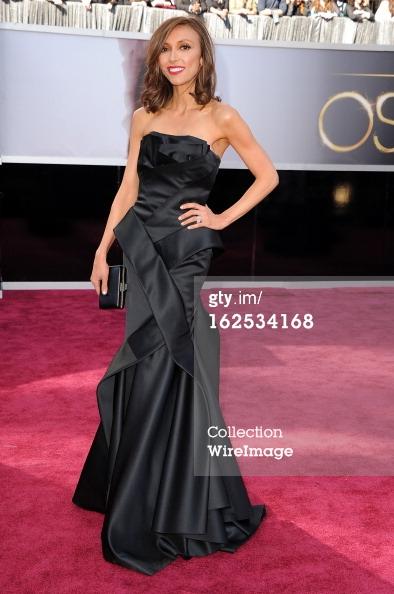 Giuliana Rancic - Oscars 2013