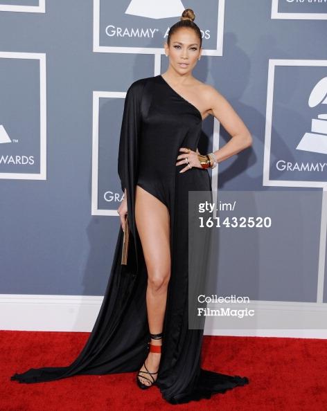 J Lo - Grammys 2013