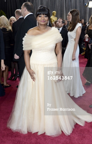 Octavia Spencer - Oscars 2013