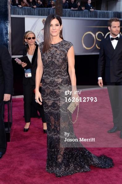 Sandra Bullock - Oscars 2013