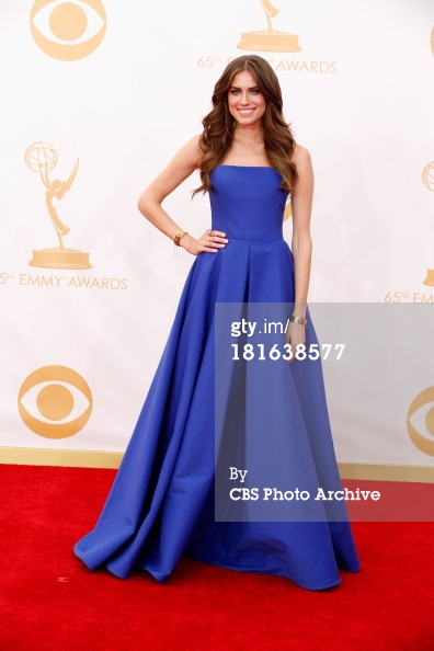 Emmys 2013 - Allison Williams