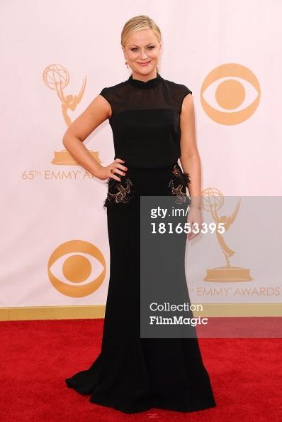 Emmys 2013 - Amy Poehler