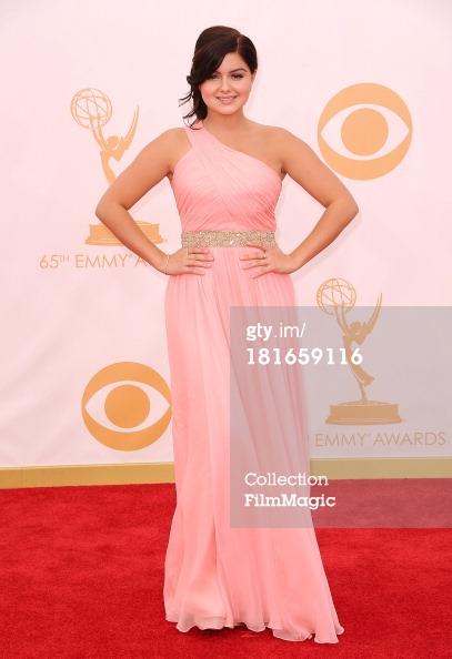 Emmys 2013 - Ariel Winter