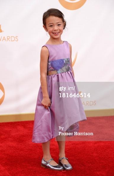 Emmys 2013 - Aubrey Anderson-Emmons