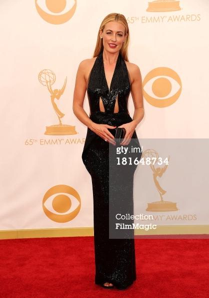 Emmys 2013 - Cat Deely