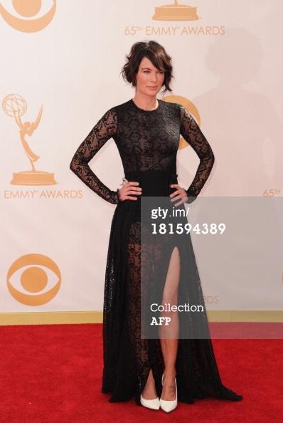 Emmys 2013 - Lena Headey