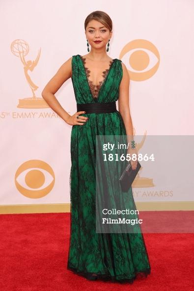 Emmys 2013 - Sarah Hyland