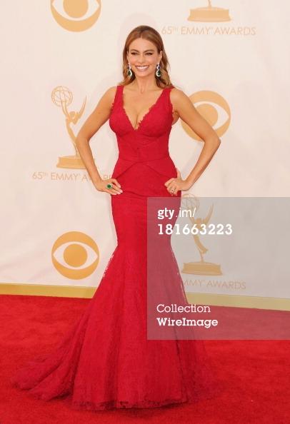 Emmys 2013 - Sofia Vergara