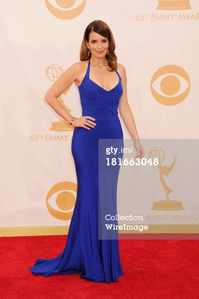 Emmys 2013 - Tina Fey