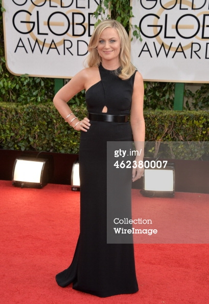 Amy Poehler Golden Globes 2014 1