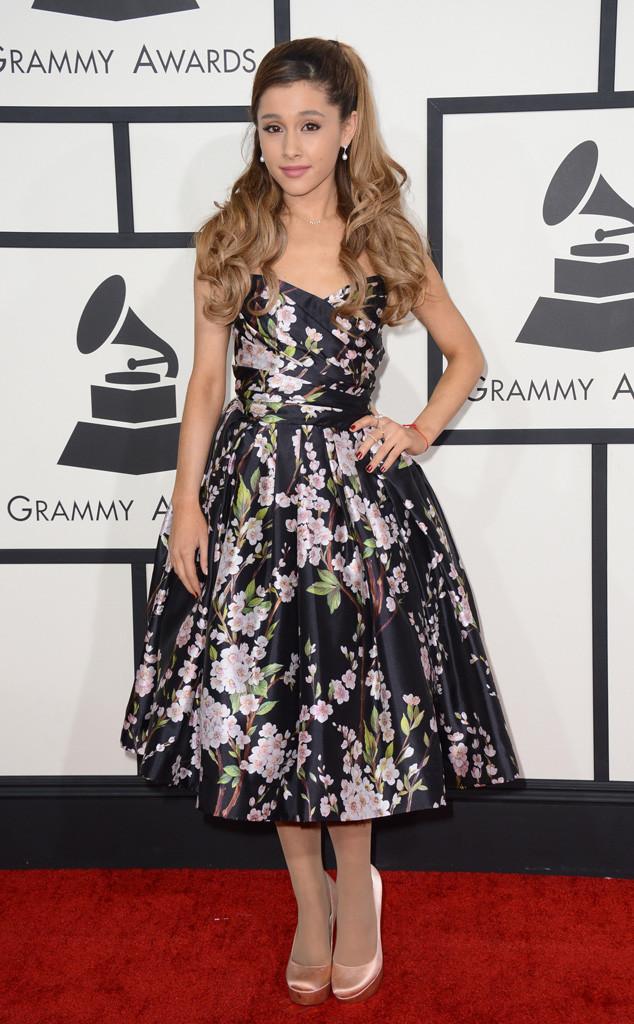 Ariana Grande Grammys 2014