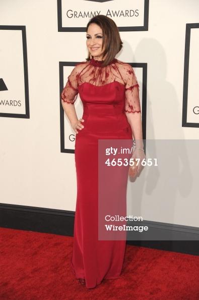 Gloria Estefan Grammys 2014