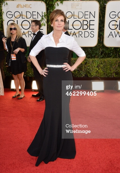 Julia Roberts Golden Globes 2014
