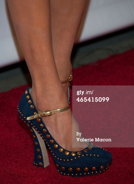 Kasey Musgraves Grammys 2014 shoes