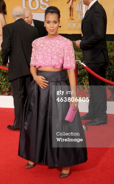 Kerry Washington SAGs 2014