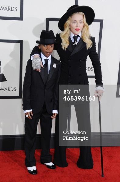 Madonna Grammys 2014