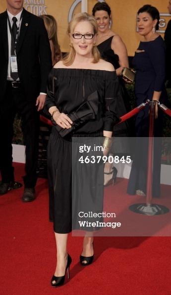 Meryl Streep SAGs 2014