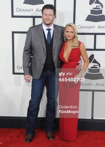 Miranda Lambert Grammys 2014