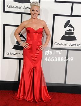 Pink Grammys 2014