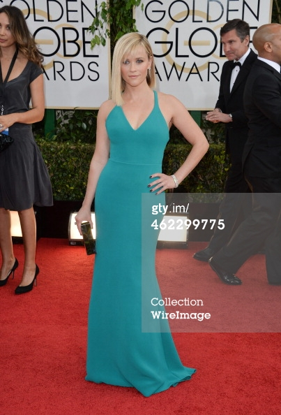 Reese Witherspoon Golden Globes 2014