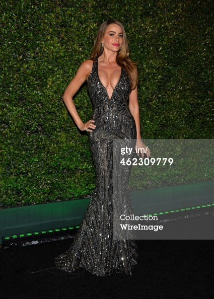 Sofia Vergara Golden Globes 2014 2