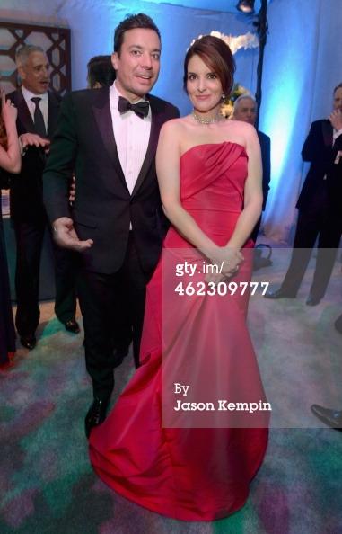 Tina Fey 3 Golden Globes 2014