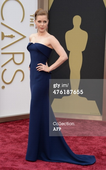 Oscars 2014 Amy Adams