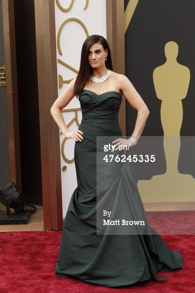 Oscars 2014 Idina Menzel
