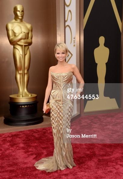 Oscars 2014 Kristin Chenoweth
