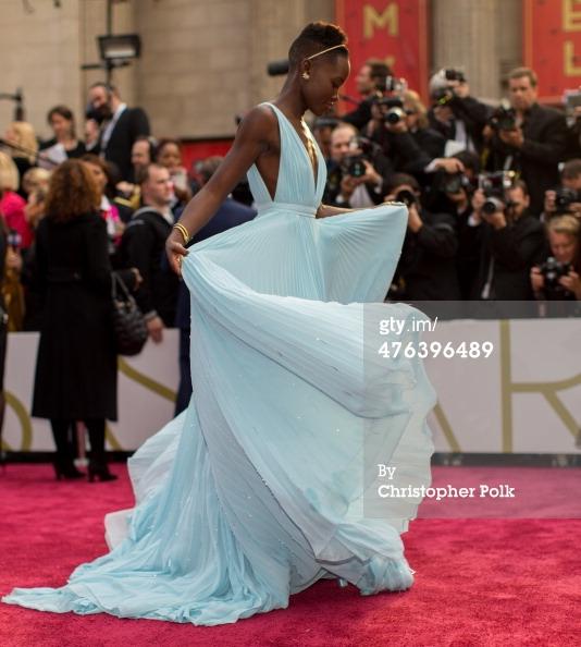 Oscars 2014 Lupita Nyong'O
