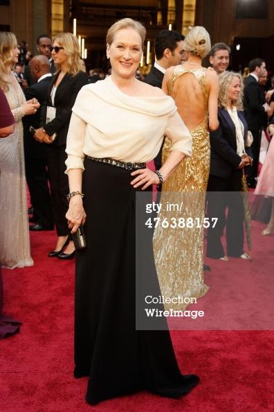 Oscars 2014 Meryl Streep