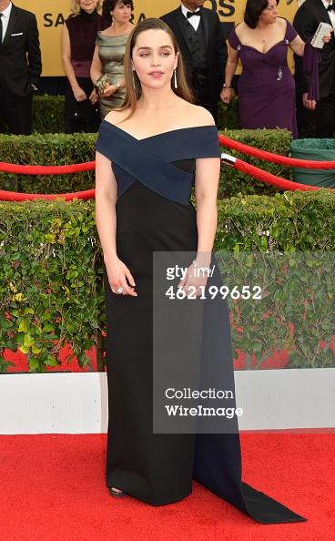 sags 2015 Emilia Clarke